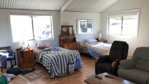 Knights Quarters bedroom