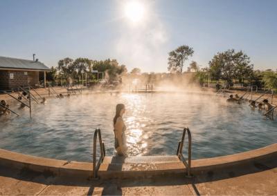 Artesian Bore Baths